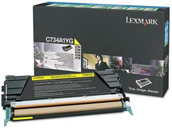 7000 Page-Yield Yellow X746a1yg Toner
