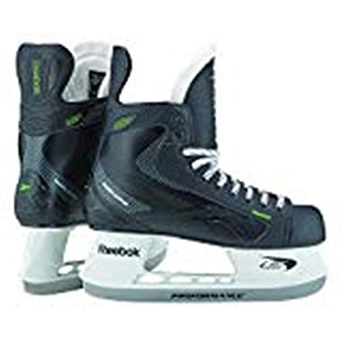 - Reebok RibCor 22K Pump Jr. Ice Hockey Skates (Sz 1D)