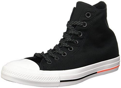 Chuck Converse lava white Black High Sneaker 153792c Black PUBU6