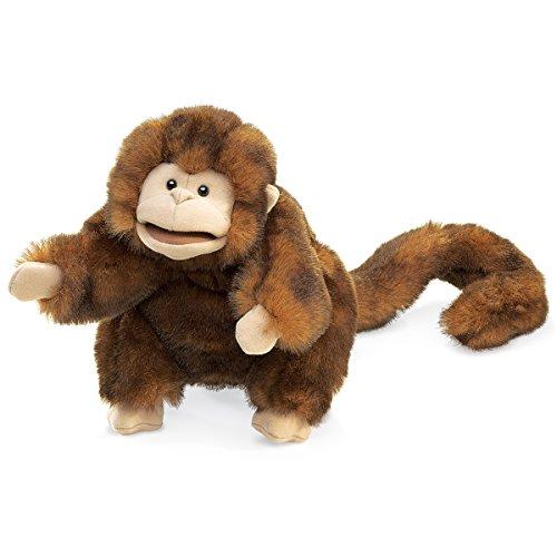 Folkmanis Monkey Hand Puppet (Folkmanis Monkey)
