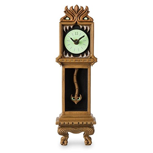 Disney Clock - The Haunted Mansion Clock Figure - Working Clock