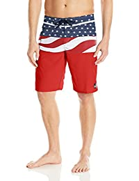 Men's Everyday Blocked Vee 20 Boardshort Swim Trunk