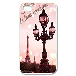 ZK-SXH - Lets Move to Paris Brand New Durable Cover Case Cover for iPhone 4,4G,4S,Lets Move to Paris Cheap Phone Case