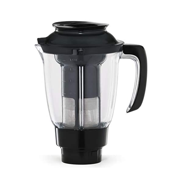Butterfly Cresta 1 HP Food Processor with 5 Jar (Turquoise Green)