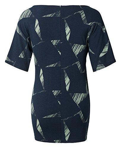 Noppies - Camiseta - para mujer azul (Dark Blue C165)