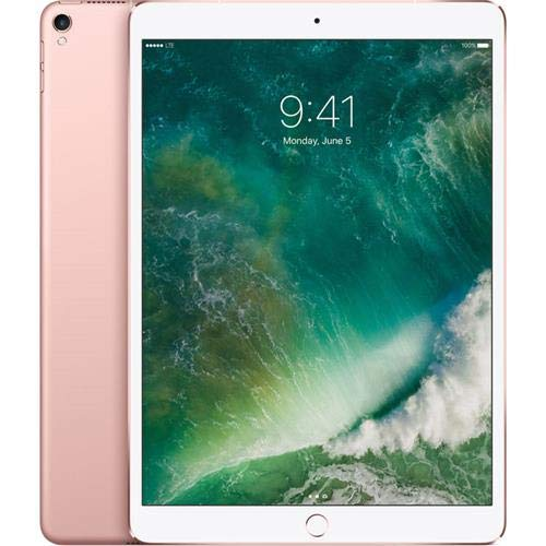 Apple iPad Pro (10.5-inch, Wi-Fi, 256GB) - Rose Gold