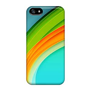StaceyBudden Snap On Hard Cases Covers Wraping Protector For Iphone 5/5s