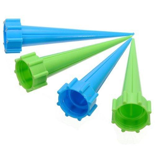 4PCS Watering Cone Spike Plant Flower Waterer Bottle - 6