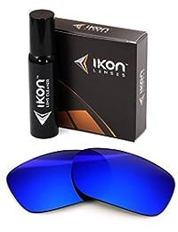 Polarized IKON Replacement Lenses For Oakley Twoface XL Sunglasses - 12 Colors