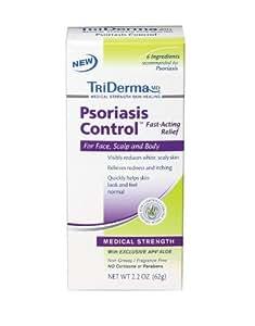 TriDerma Psoriasis Control 2.2 oz. (62g)