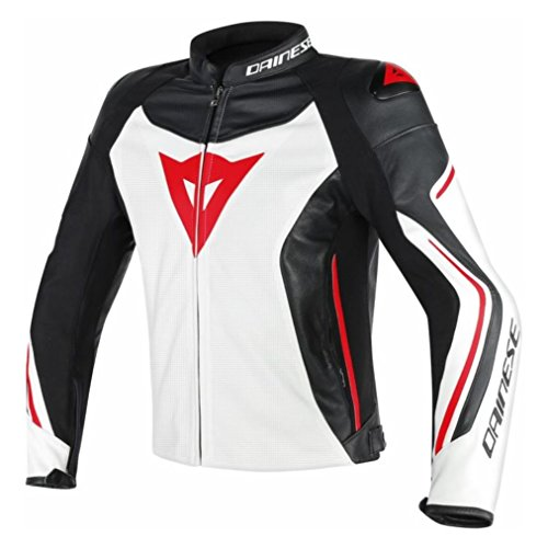 Used, Dainese Assen Perforated Leather Motorcycle Jacket for sale  Delivered anywhere in USA
