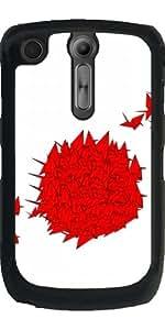 Funda para Blackberry Curve 8520/8530/9300/9330 - Pelícano En Muelle by Carsten Reisinger