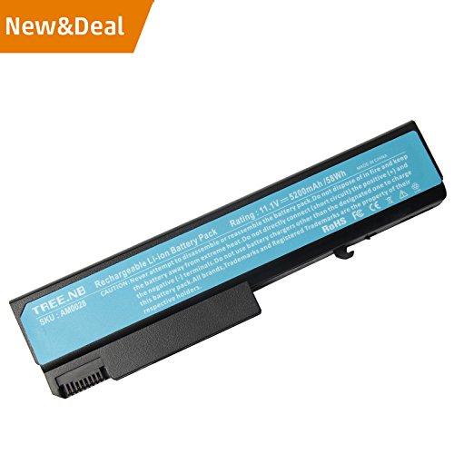 Long Life Battery for Hp Spare 458640-542 482962-001 484786-001 hstnn-144c hstnn-145c hstnn-c66c hstnn-c68c hstnn-cb69 hstnn-ib68 hstnn-ib69 hstnn-ub68 hstnn-xb24 hstnn-xb59 ku531aa (AC Doctor INC)