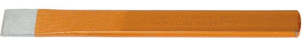 LSR Tools 4317784853545 Burin plat CV 240 x 26 x 7 mm, Ovale vergü tetem Tê te de frappe, 3007624 Ovale vergütetem Tête de frappe