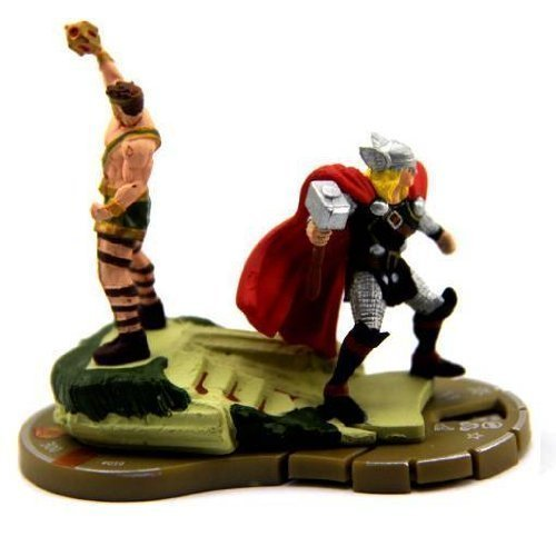 Thor and Hercules Marvel Heroclix 059 Chaos War Miniature