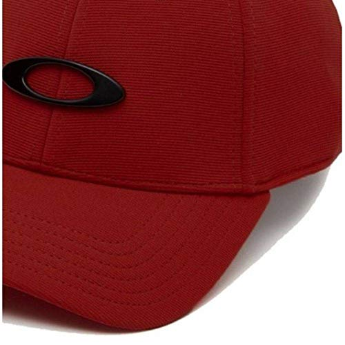 Tincan Oakley Olive graphic Iron Casquette Red Worn OOrwaxp