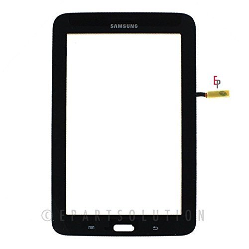 g Galaxy Tab 3 Lite SM-T110 7.0 Wifi Ver. Lens Touch Screen Digitizer Glass Black Replacement Part USA Seller ()