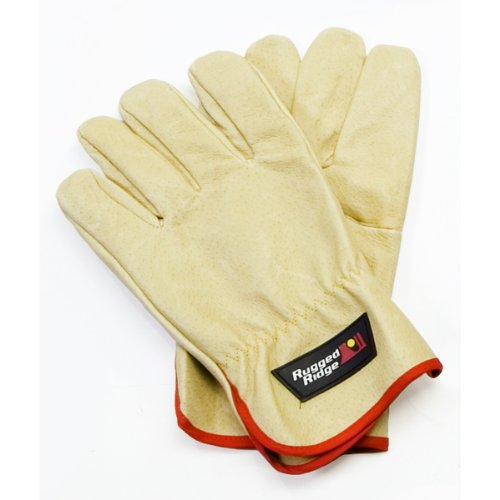 Rugged Ridge 15104.41 Leather Recovery Glove