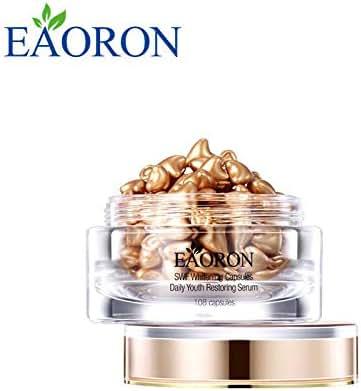 EAORON Capsules Essence Anti-Aging Facial Serum SWF Whitening Capsules Serum Beauty and Skin Care Capsule Facial Ampoule Capsule Serum