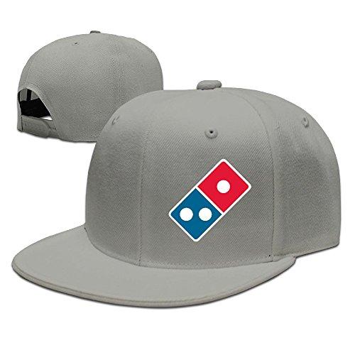 Ancatt Dominoâ€s Pizza Logo Adjustable Snapback Cap Baseball