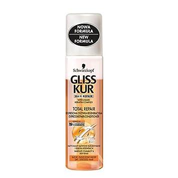 Schwarzkopf Gliss Kur Express Repair Dry Hair Conditioner Total