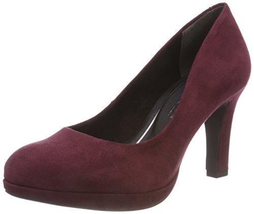 549 Marco 31 2 Femme Rouge Bordeaux Escarpins 2 Tozzi 549 22417 wXq4rXHf