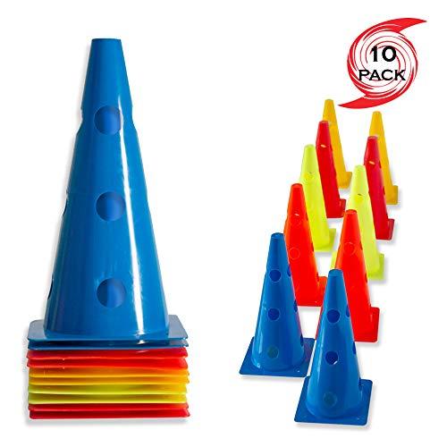 dog agility cone hurdles - 3