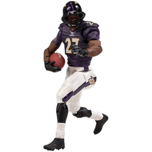 NFL Baltimore Ravens McFarlane 2012 Playmakers Série 3 Ray action Riz Figure