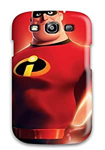 Hard Plastic Galaxy S3 Case Back Cover,hot Mr Incredible Case At Perfect Diy