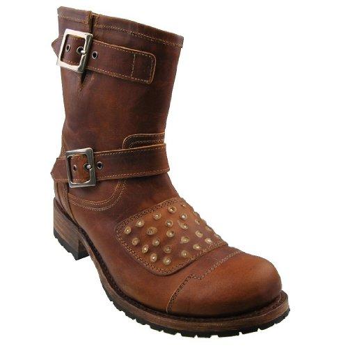Sendra Boots - Botas de cuero para hombre marrón marrón claro marrón - marrón claro