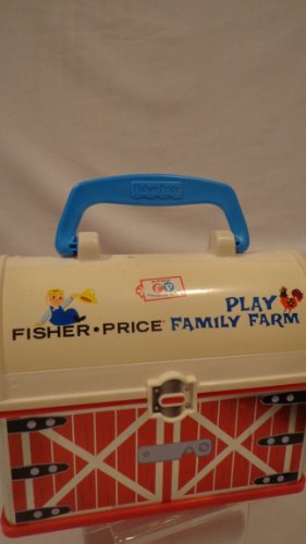 Fisher-Price Little People Play Family Farm Lunch Box Style Fisher Price Barn (Play Family Farm)