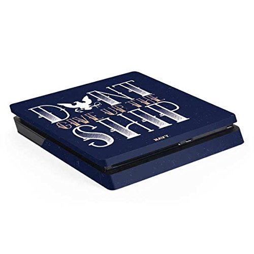 (US Navy PS4 Slim (Console Only) Skin - Dont Give Up The Ship)