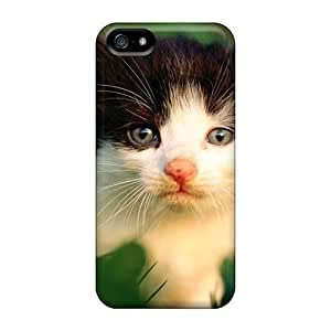 For Iphone 6 4.7- Cat In Forest Unique iphone Scratch-proof Protection Cases Covers covers yueya's case