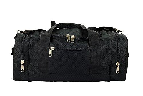 North Star Sports 1050 Tuff Cloth Flight Carry-On Luggage Ba