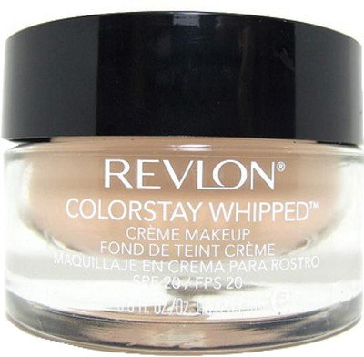 Revlon Colorstay Whipped Creme Makeup Foundation(Natural Ochre - 180) (Whipped Creamy)