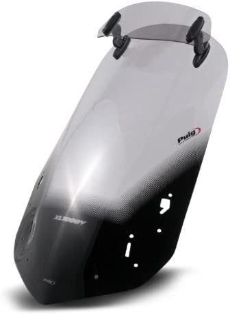 Transparent//Rauchgrau Puig 5903H Kuppel Touring//Visier Honda Varadero XL1000v 03-11