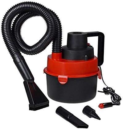 مكنسة كهربائية للسيارة، 12 فولت من ويت اند دراي – أسود وأحمر