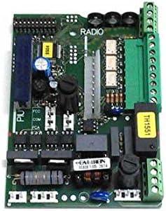 ThA5 Nice - Placa electrónica de Repuesto para Motor Deslizante Thor TH1551: Amazon.es: Bricolaje y herramientas