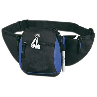 Yens® Fantasybag All-Star Fanny Pack-Royal Blue, FN-008, Outdoor Stuffs