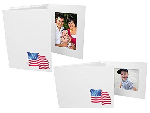 Flag 4x6 Event Photo Folders