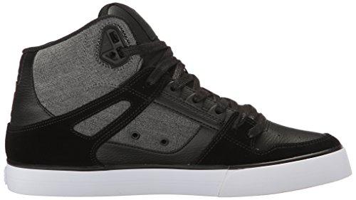 D0303358 HI WC uomo Nero DC SE Sneaker Usato SPARTAN xvafIqSB
