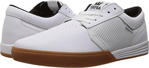Supra Men's Hammer White/Gum Athletic Shoe
