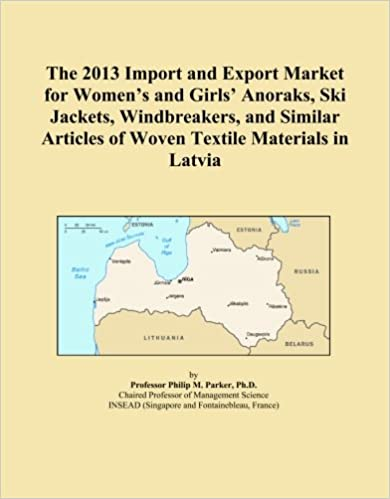 The 2013 Import and Export Market for Women's and Girls' Anoraks, Ski Jackets, Windbreakers, and Similar Articles of Woven Textile Materials in Latvia