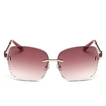 61c9280777a BranXin(TM) Top Quality Retro Sunglasses Women Popular Brand Summer Style  Fashion Gradient mirror
