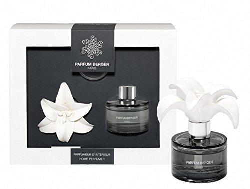 Lampe Berger Parfum Berger Mini Lily diffuser - Precious Jasmine - 30ml/1oz
