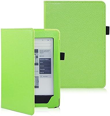 Funda para Kobo Aura H2O 6.8 Pulgadas Funda e-reader Cover Diary ...