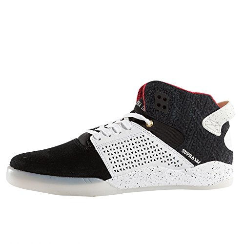 Skytop Supra Noir Chaussures Baskets Homme III fOn1UqxvwO