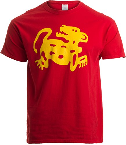 Legends of the Hidden Temple Tribute | 90s Halloween Team Costume Unisex T-shirt-3XL-Red ()