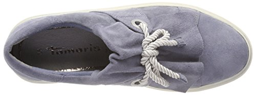 Tamaris Damen 24723 Blue Slipper (denim 802)