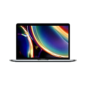 New Apple MacBook Pro (13-inch, 16GB RAM, 512GB SSD, 2.0GHz Quad-core 10th-Generation Intel Core i5 Processor, Magic Keyboard) – Space Grey